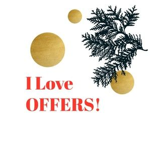 Offers always welcome... Happy Shopping!!